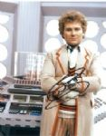 Colin Baker as the Doctor Signed 10 x 8 Photograph #p18